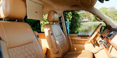 Antony Corporation - Volkswagen Caravelle