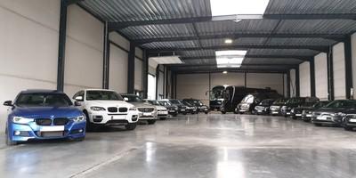 Antony Corporation - Parking