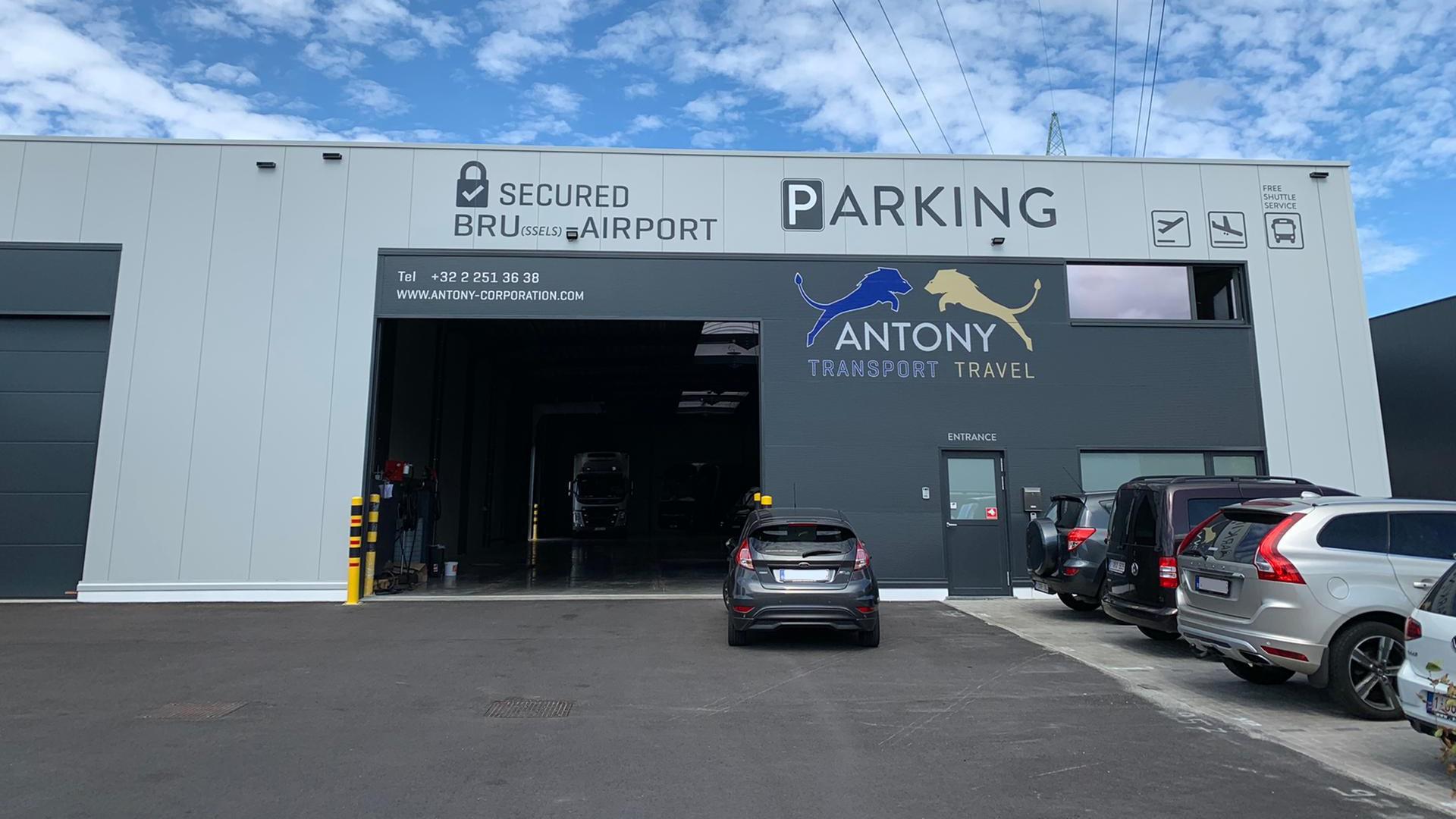 Antony Parking